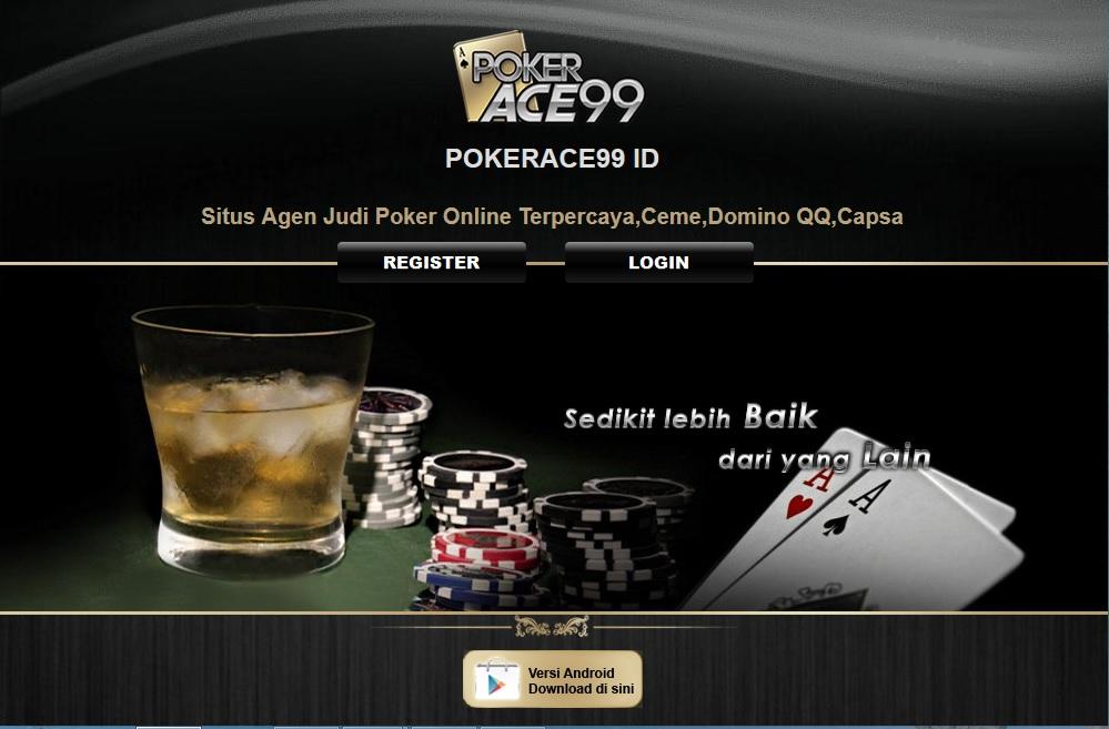 Pokerace99 ID