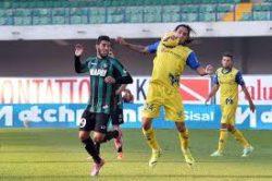 Prediksi Chievo vs Sassuolo 22 September 2016